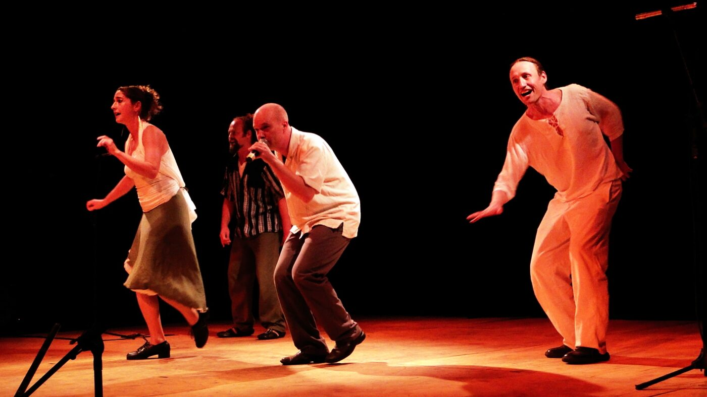 Aharon Wheels Bolsta Dance