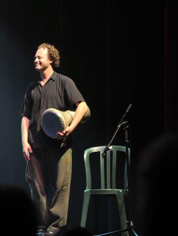 Aharon Wheels Bolsta multi-instrumentalist bow