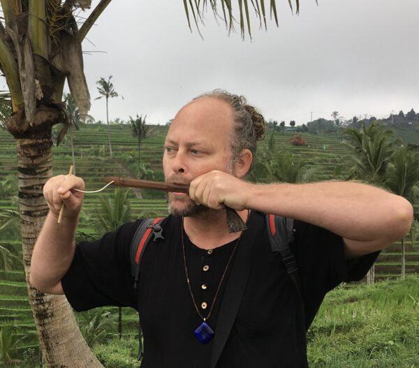 Aharon jaw harp genggong Bali-1